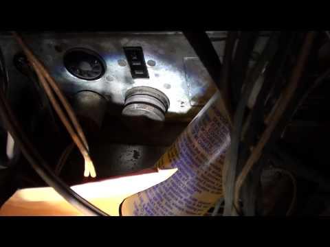 Request of wiring speaker on seeburg