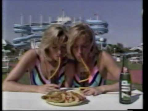 Skinners Wet N' Wild commercial (1987)