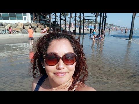 Fin de semana festivo en California, Oceanside y Riverside 🏖😎🏊🏼♀️Vlog #11