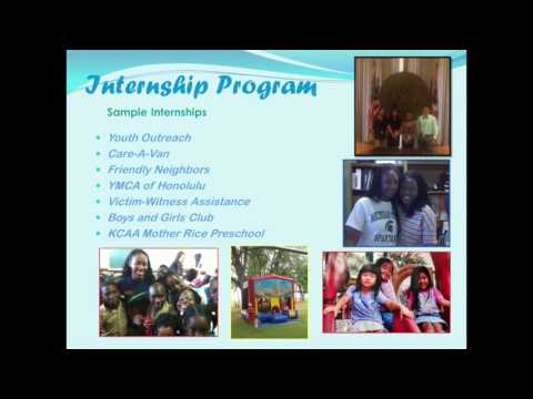 Hawaii Informational Presentation 2016