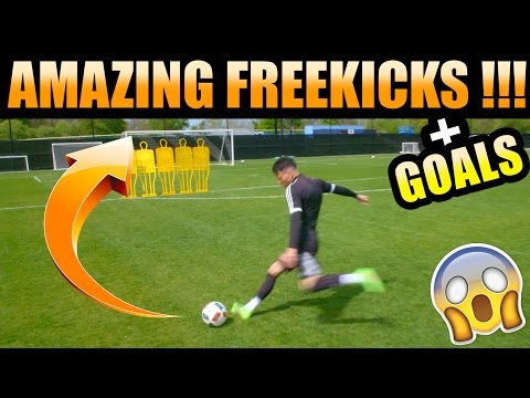 WARNING: OUTRAGEOUS FREEKICKS, GOALS & TEKKERZ!!! F2FREESTYLERS