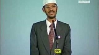 Zakir Naik - Astronomy in the Quran (2\2)