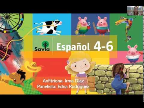 taller-de-uso-y-manejo-para-la-serie-savia-español-nivel-4to-6to