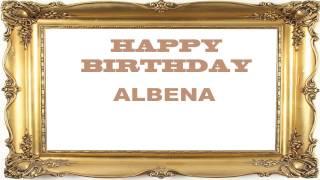 Albena   Birthday Postcards & Postales - Happy Birthday