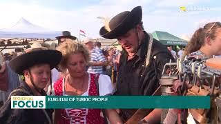 Большой Курултай тюркских народов прошел в Венгрии