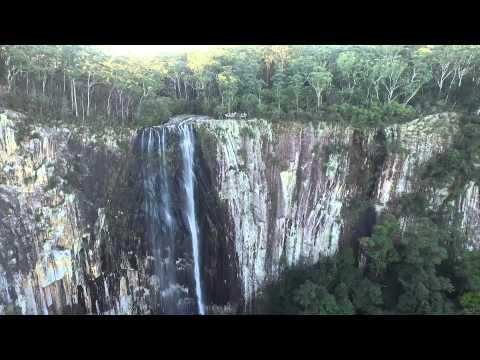 Minyon Falls. New South Wales, Australia.