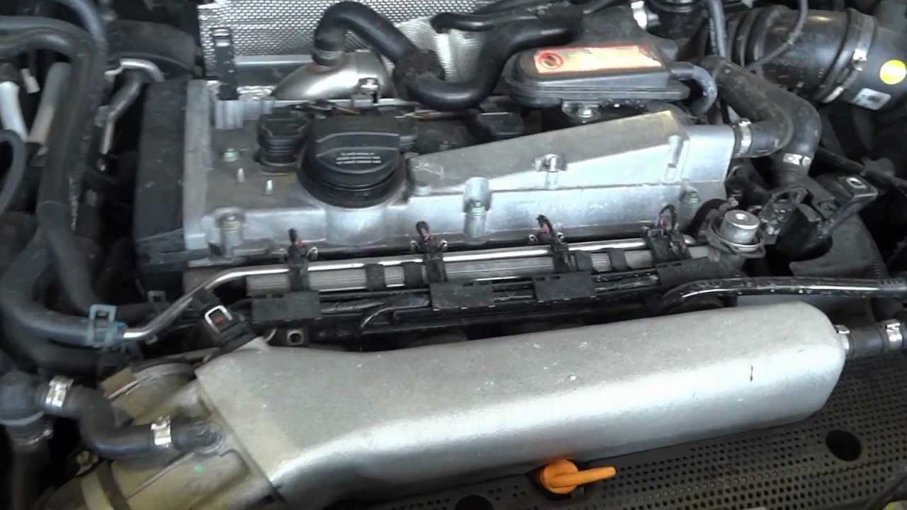 2001 Audi TT 1.8L engine with 43k miles - YouTube