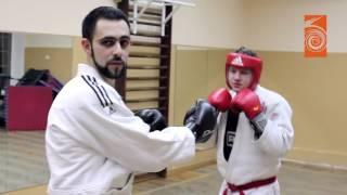 Сосновский А.В., рукопашный бой, занятие 1