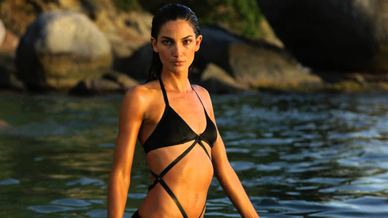 foto de Behind The Victoria s Secret Swim Special: Lily Aldridge YouTube