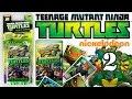 Карточки 2 Черепашки Ниндзя TMNT Mutant Mayhem Card Серия 2 2015 Panini mp3