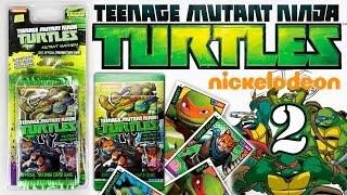 Карточки #2 [Черепашки Ниндзя | TMNT Mutant Mayhem Card] Серия №2 2015 Panini