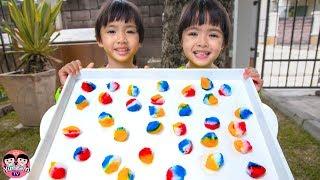 หนูยิ้มหนูแย้ม   แม่สีตามหาลูกสี Kids Activity