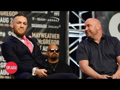 Conor McGregor Stripped of Lightweight Belt  Daily Celebrity News | Splash TV