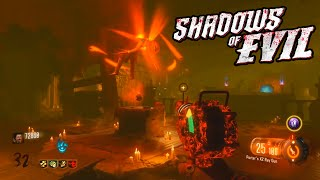 "Black Ops 3 Zombies ""Shadows of Evil"" Easter Egg Gameplay Walkthrough! (BO3 Zombies)"