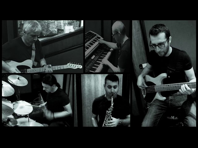 Cristiano Micalizzi & Friends Live Studio Recording 'James' Soul'