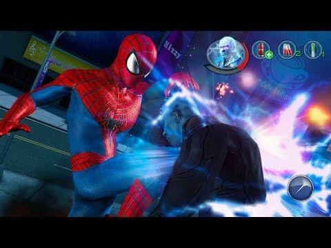 Descargar The Amazing Spiderman 2 Para Android [APK + Datos SD]