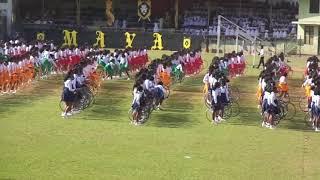 [2019] Mahamaya Girl's college Annual Sports Meet, Drill Display