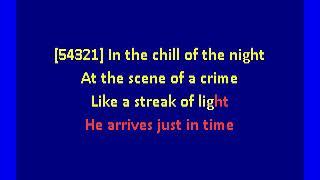 Ramones - Spider Man (karaoke)