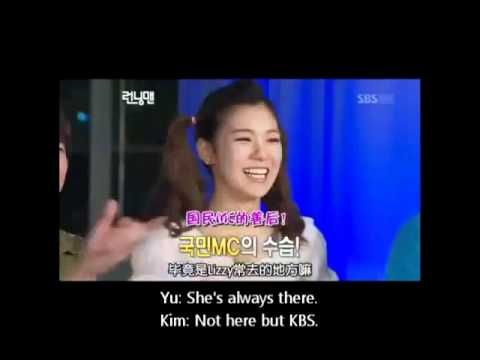 Lizzy mentioned KBS and MBC in SBS's Running Man