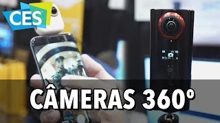 CAMERA 360° PARA ANDROID E TAMBÉM PARA LIVES!