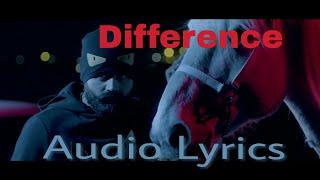 Difference || Lyrics Audio || Amrit Maan || Latest punjabi song 2018 || SunnyMP3
