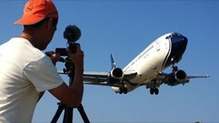 How to Be a Plane Spotter at Skiathos - Skiathos BLOG #2 - Second St Maarten!