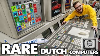 Exploring a LOAD of Dutch Computers!   Nostalgia Nerd