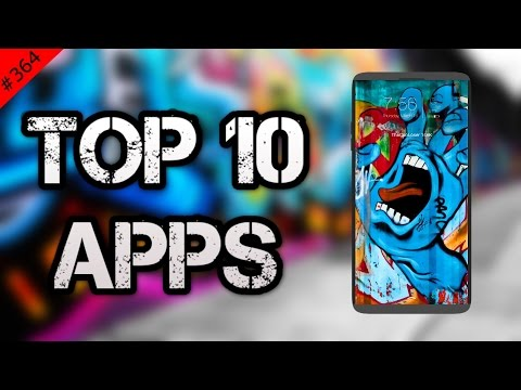 #364 Top 10 Best APPS - Productive March 2017