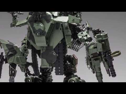 Wei Jiang Freakin BIG Transformers Brawl Oversized