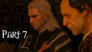 The Witcher 3 Walkthrough Part 7: Travelling to Velen (Xbox One Gameplay)