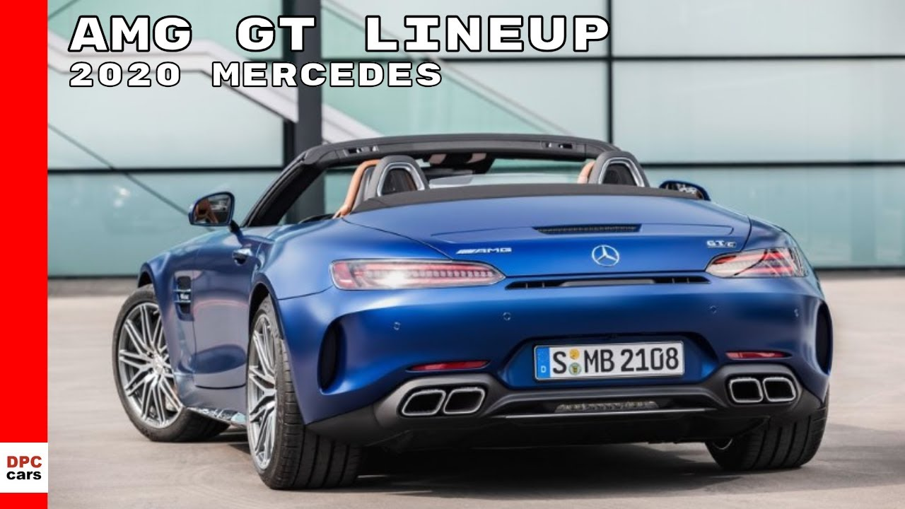 2020 Mercedes Amg Gt Gtc Gtr