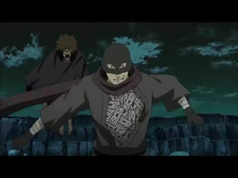 Kankuro ALMOST DIES (Saved by Sakura, Ino, Temari) NINJA WAR