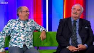 Danny Baker on the One Show (26th Sep 2014)