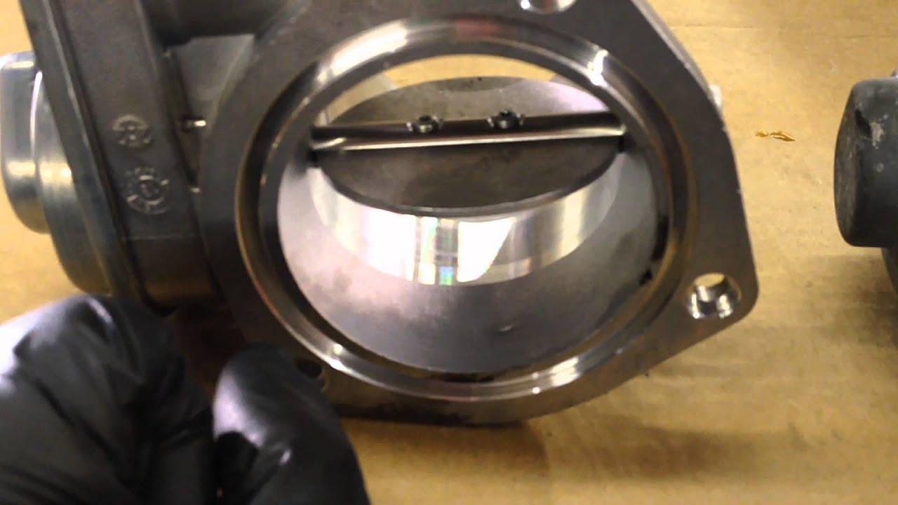 6 4l Powerstroke P0488 Egr Throttle Plate Repair Youtube