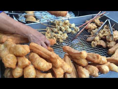 Cambodian Street Food - Food Compilation Selling In Phnom Penh Market - Market Food In Asia