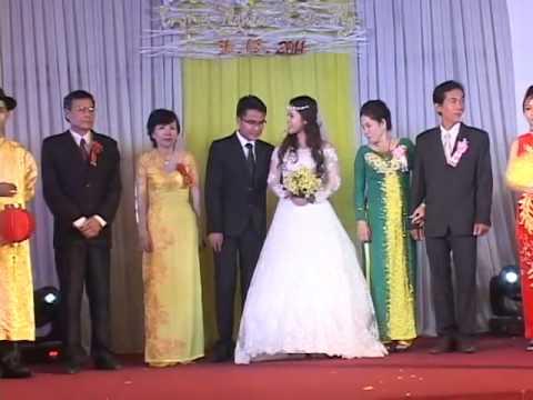 Đám cưới Trọng Nghĩa - Kiều Mi tại CB DIAMOND PALACE - Nhà hàng Cây Bưởi 4