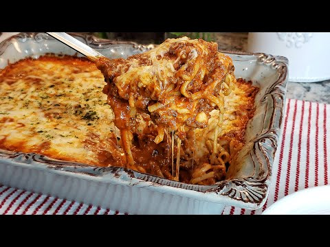PASTA BAKE | Cheesy BAKED Pasta Recipe | Cook With Me