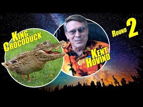 King Crocoduck vs Kent Hovind Debate Part II (LIVE)