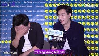 [VIETSUB] 180815 Zhang Yixing - Tencent Video Entertainment Highlight Interview | HONEYIXING thumbnail