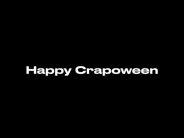 Happy Crapoween (2020)