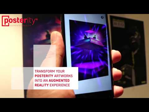 Posterity AR App for iOS / Android