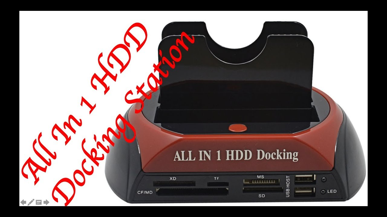 all in 1 hdd docking 875 driver windows 7