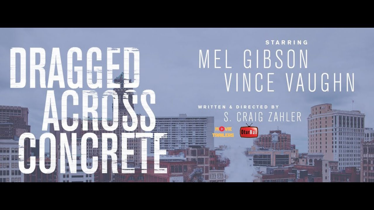 Закатать в асфальт / Dragged Across Concrete — Русский трейлер (2019)