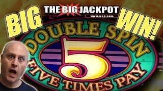 5 TIMES PAY! ✦ BIG WIN ✦ 3 REEL SLOT JACKPOT! The Meadows Casino WIN! 🎉