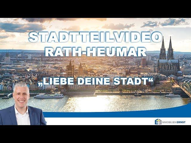 Kölner Osten - Stadtteil Rath-Heumar - Ihr Immobilienmakler für Köln Rath-Heumar - Immobilien Ernst