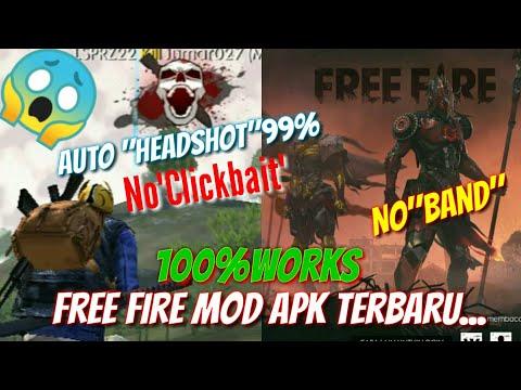 "Free Fire Mod apk Terbaru ""Auto HeadShot"",""High Damage"",""Health++""🔥👍✔️ thumbnail"