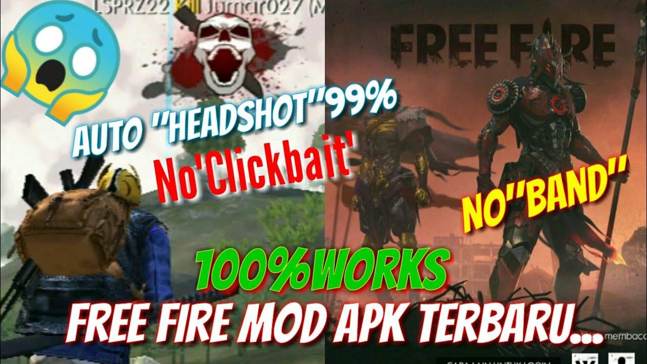 Free Fire Mod apk Terbaru
