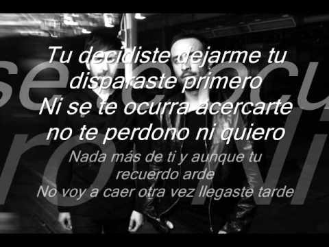 Camila / Decidiste Dejarme / Letra