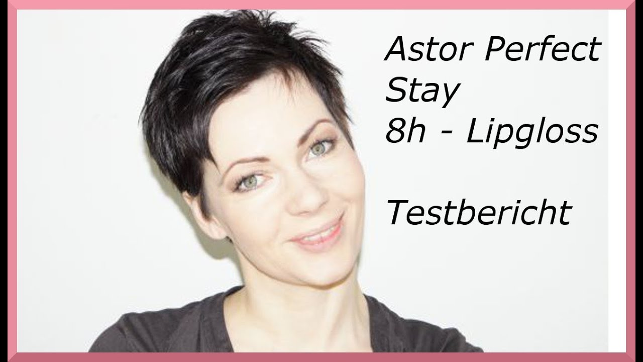 Astor Perfect Stay Lipgloss 8 H Review Und Testbericht Keine