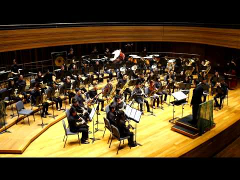 Mus'art Youth Wind Orchestra - The Blue and The Gray (Civil War Suite)